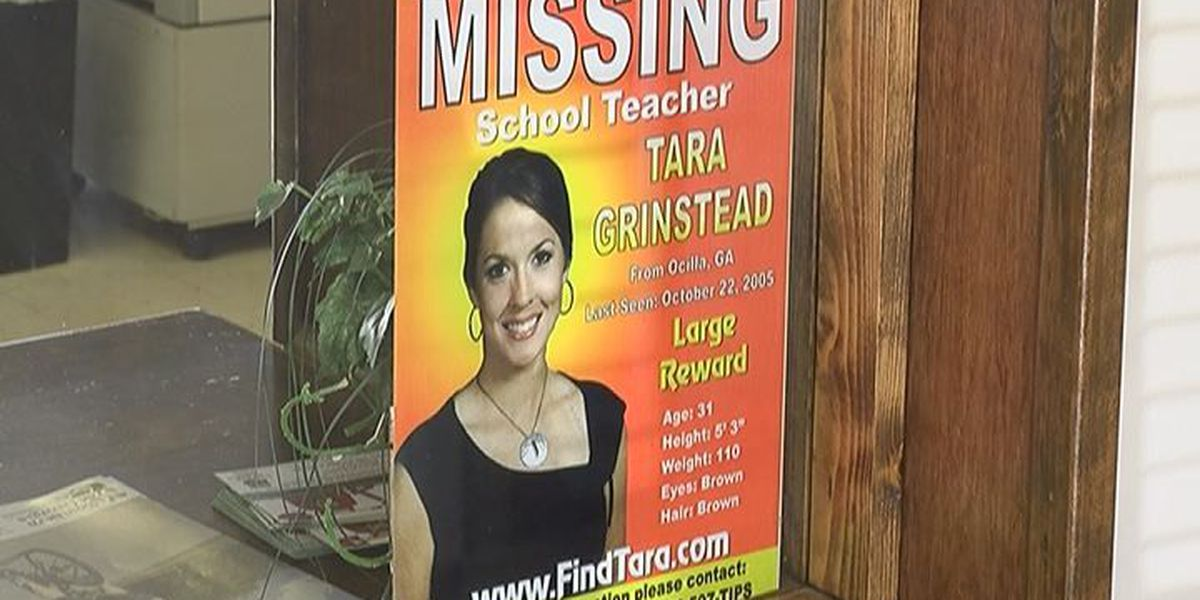 Tara Grinstead has been missing a decade