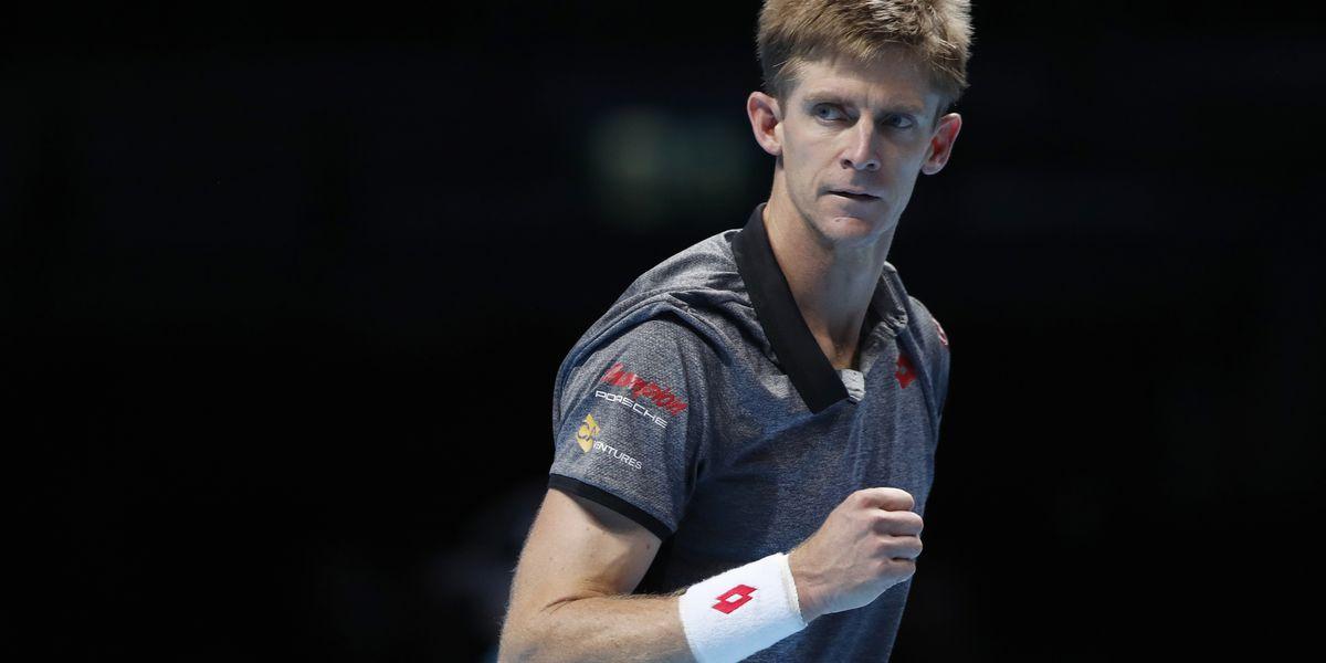 Anderson thrashes Nishikori to be on verge of ATP semis
