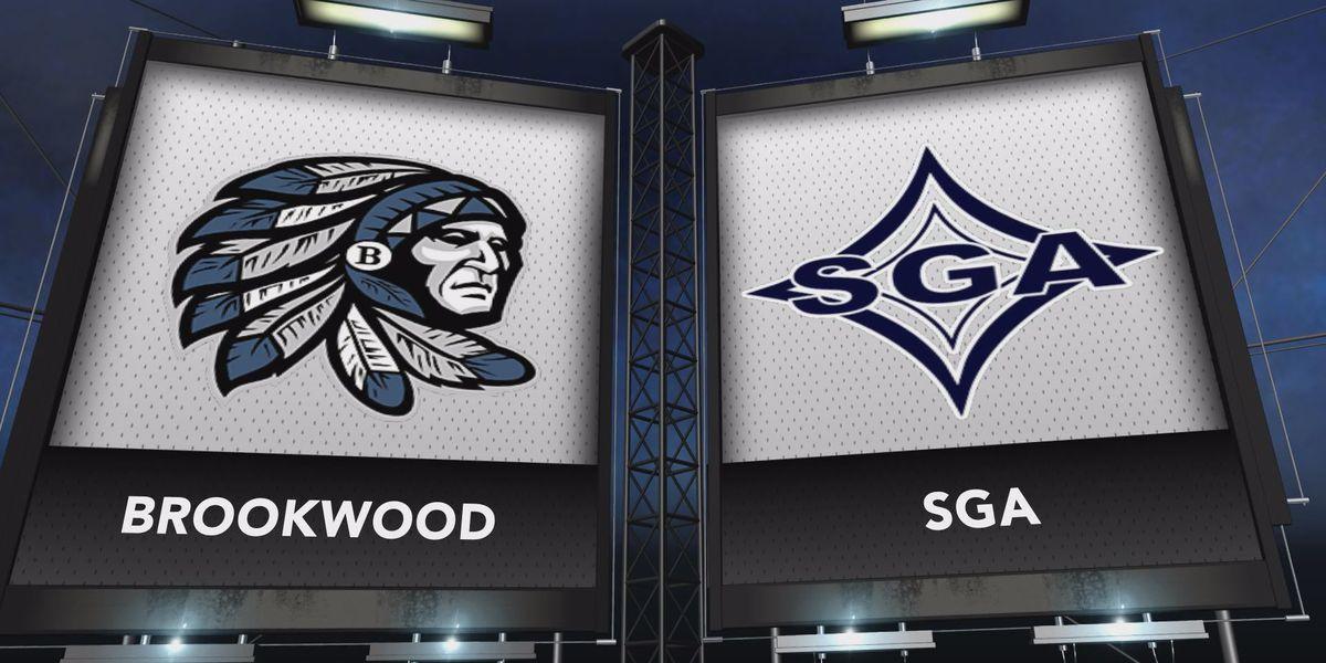 Game of the Week: Brookwood @ SGA