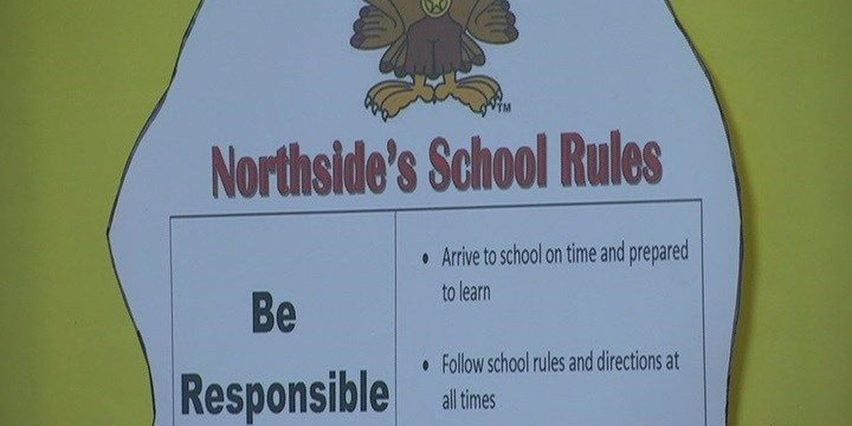 Elementary student found with knife in class