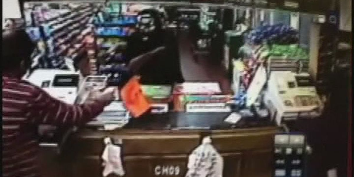Could three masked robberies be connected?