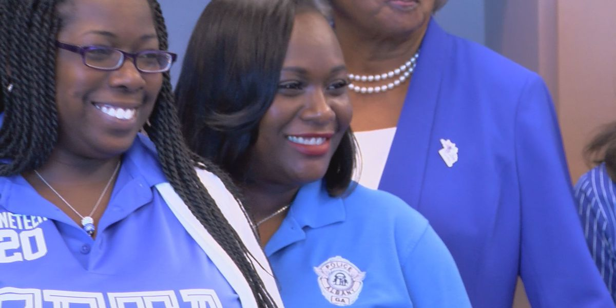 Albany Mayor proclaims January 16th as Zeta Phi Beta Day