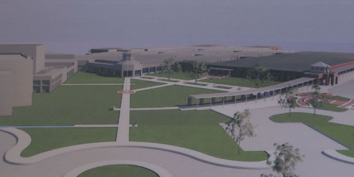 Tift Co. High School expansion goes underway