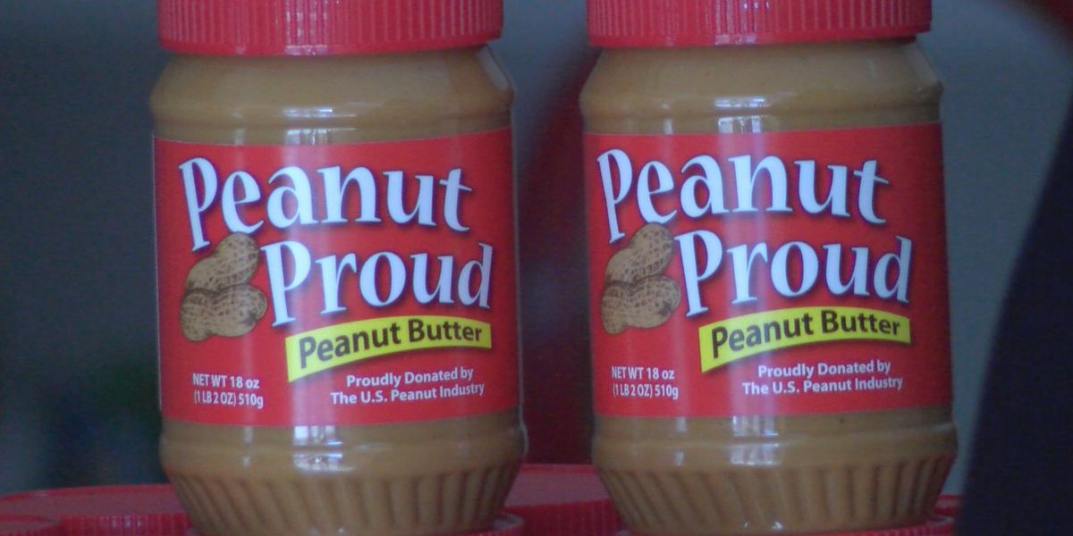 Tifton Peanut Commission donates peanut butter to storm relief