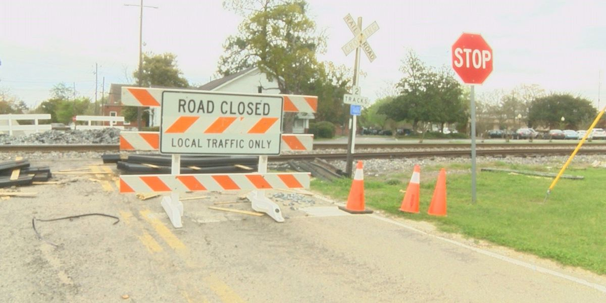 GDOT to decide on railroad closing in Hahira