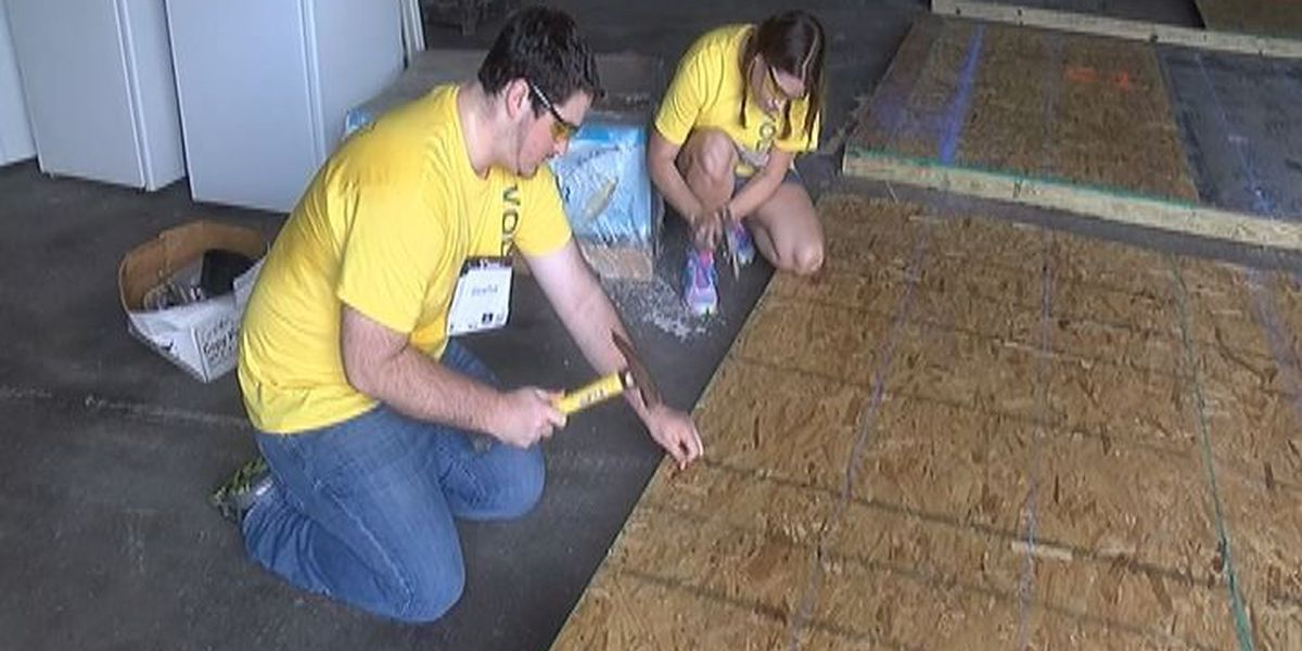"Valdosta, Lowndes businesses participate in ""Day of Caring"""