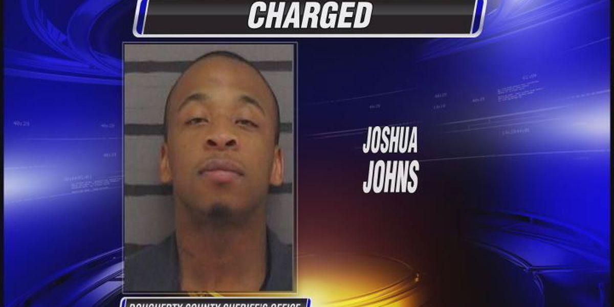 Testimony begins in Johns' murder trial