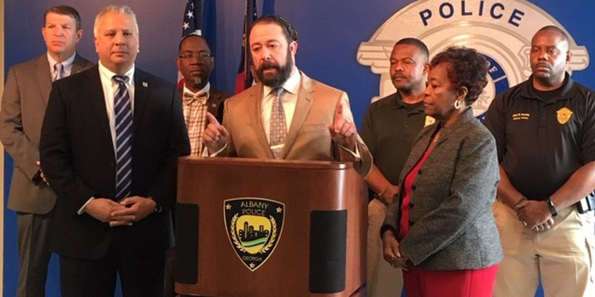New drug task force to start in Albany