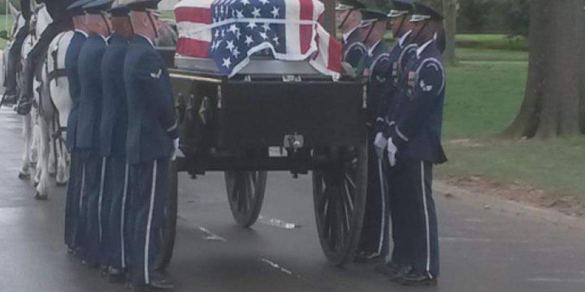 United States Airman from Albany laid to rest in Arlington National Cemetery