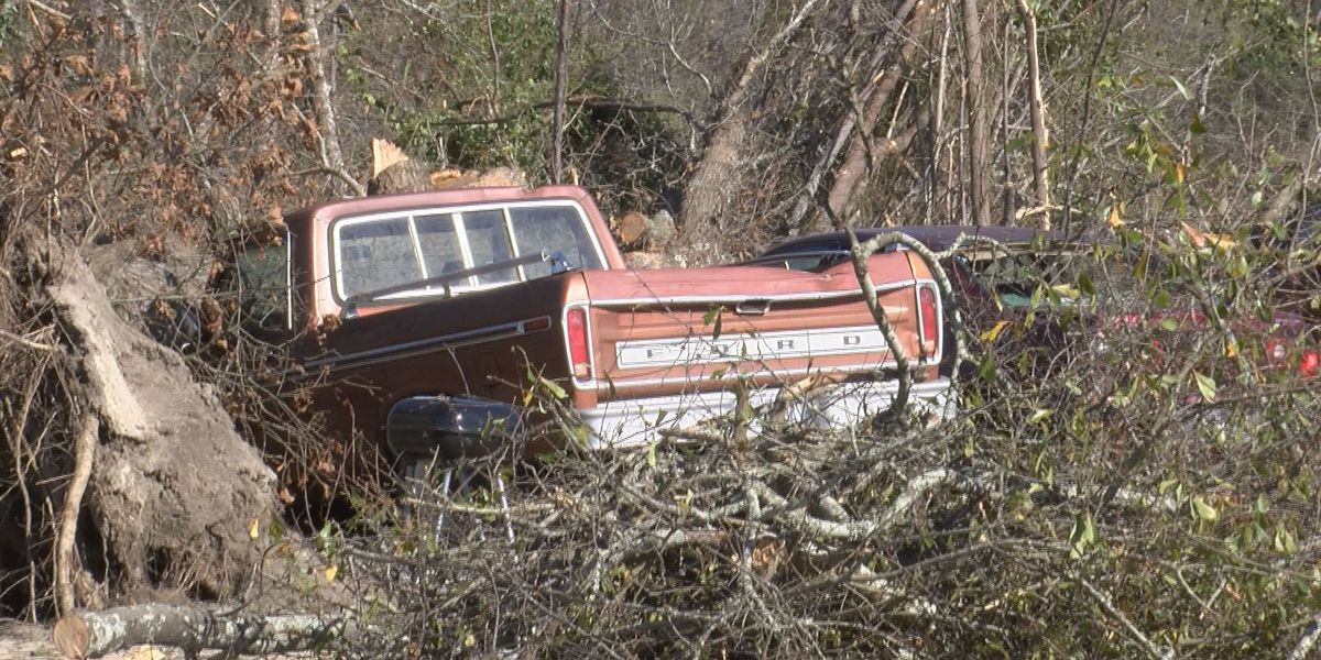 Towing service lends hand to storm victims