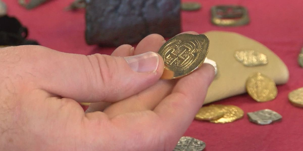 Treasure hunter shares adventures with South GA divers