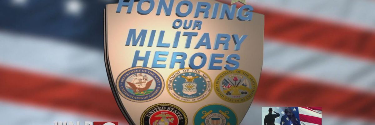 Honoring Our Military Heroes 2018