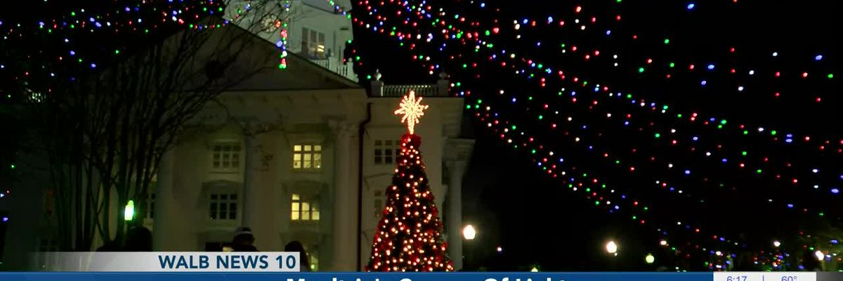 Moultrie's Canopy of Lights