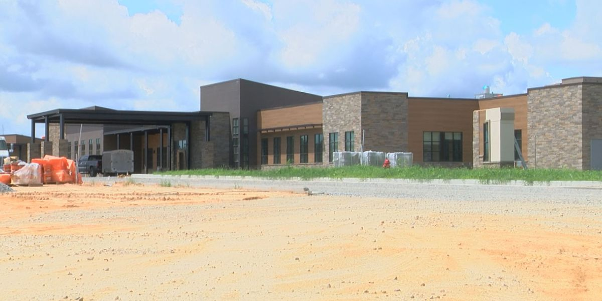 Cook Medical Center nears completion