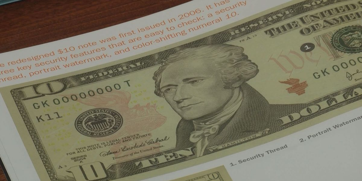 Be on the lookout for counterfeit money this holiday season
