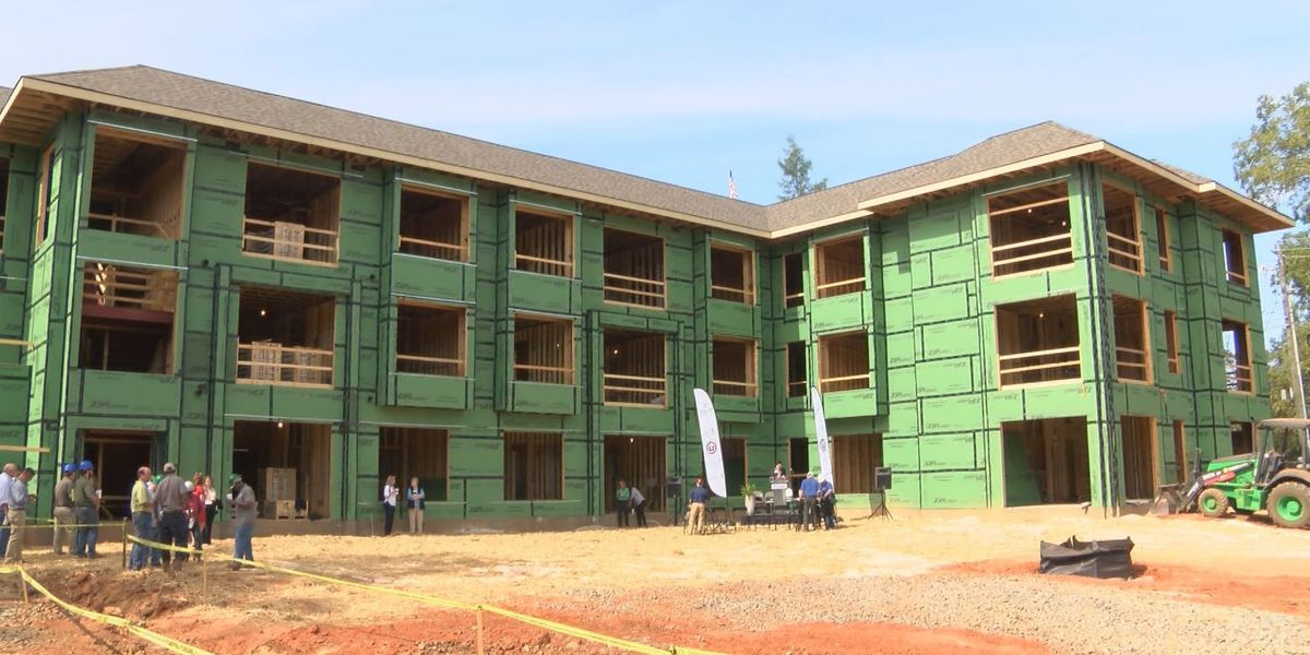 Phoebe's student complex one step closer to completion