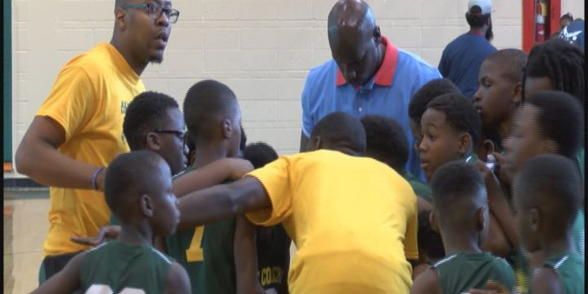 Alice Coachman Elementary wins DCSS basketball championship
