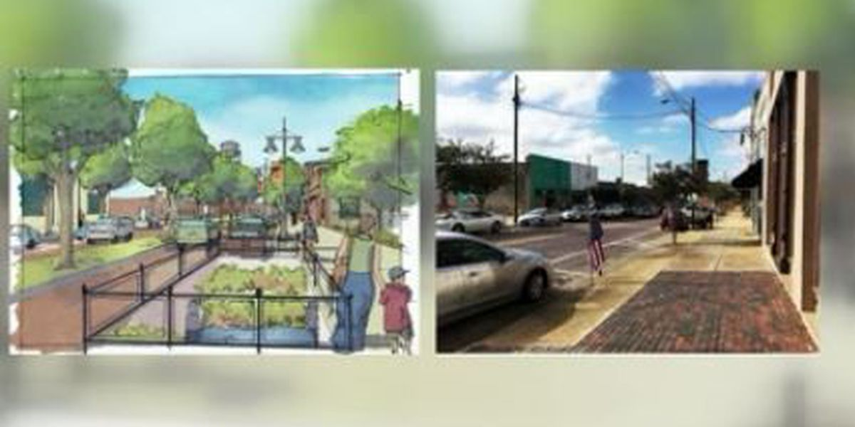Plans unveiled for Thomasville West Jackson Street project