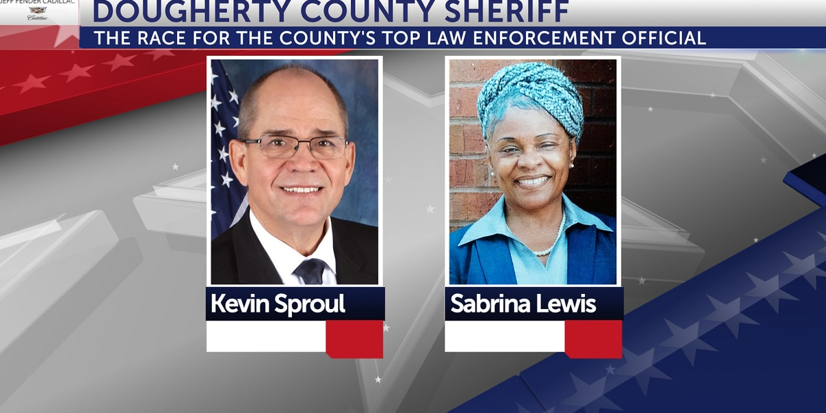 Voters decide in Dougherty Co. sheriff's race