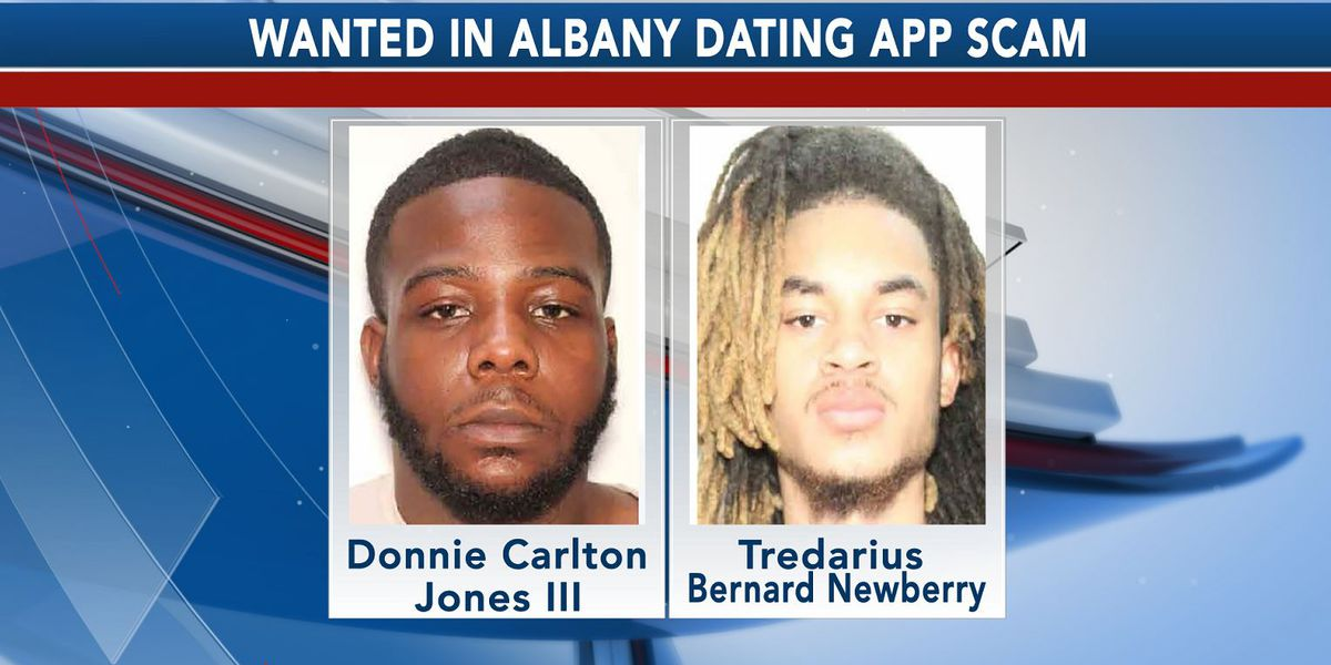 Warrants issued for 2 men in Albany dating app scam