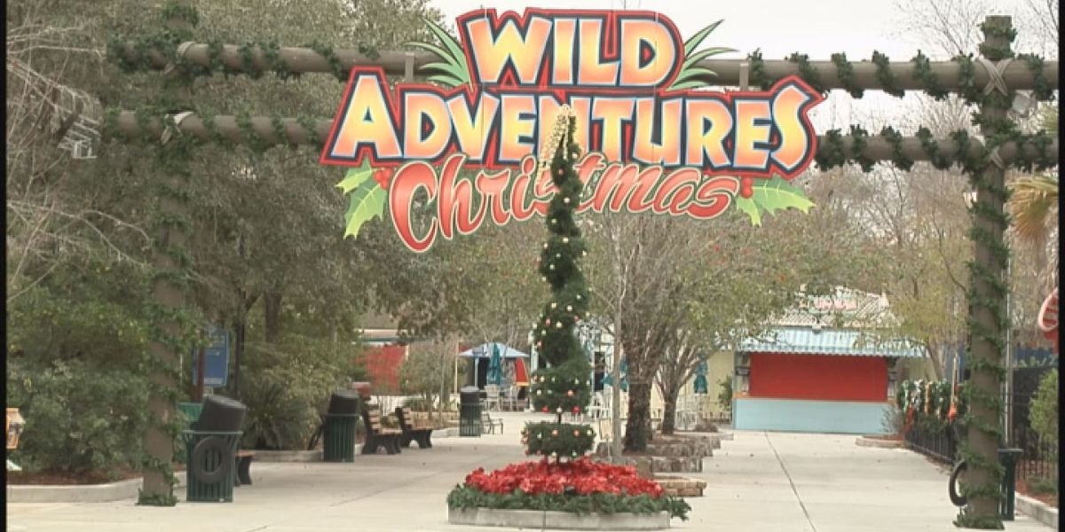 Holiday fun continues at Wild Adventures