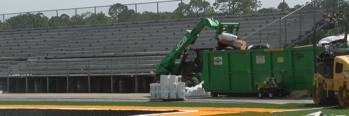 Renovations at Milt Miller Field almost complete