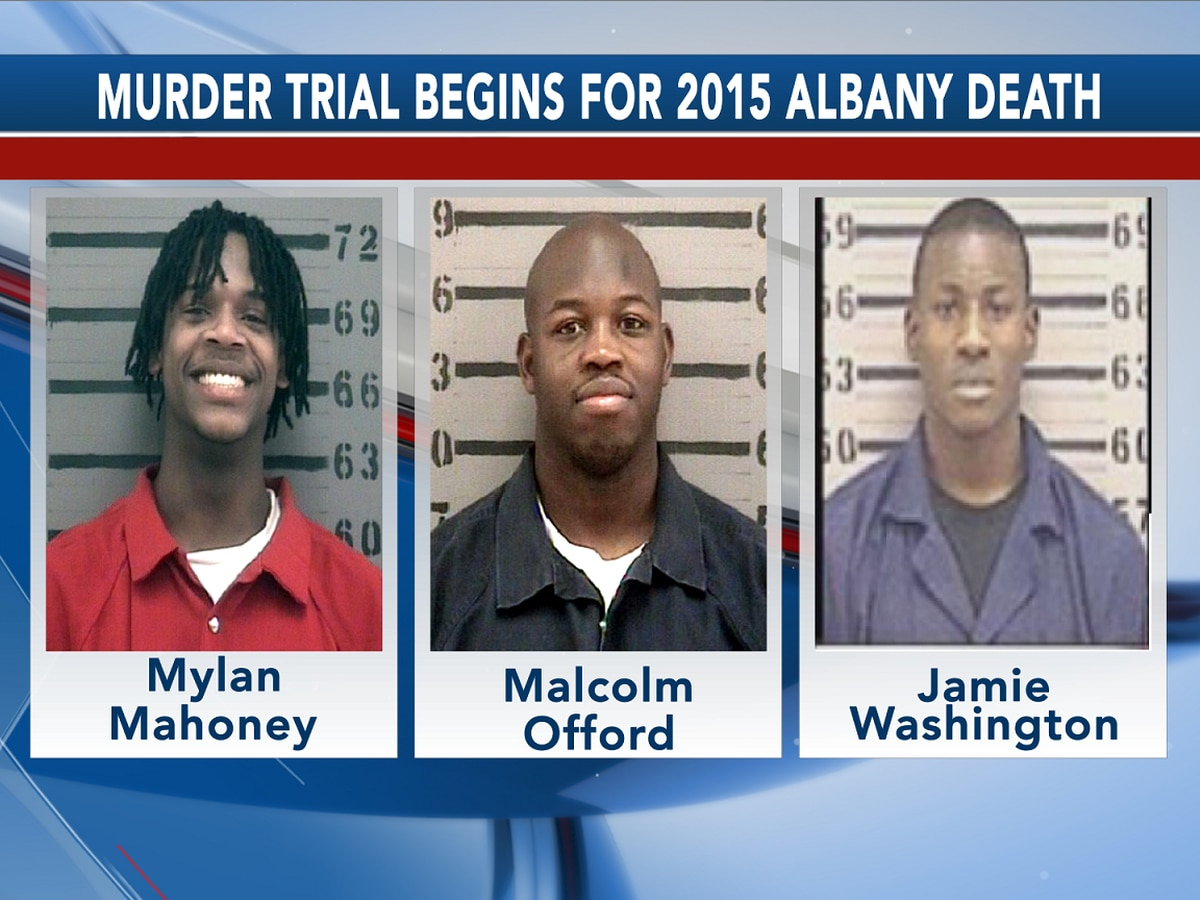 Murder trial begins for 2015 Albany death