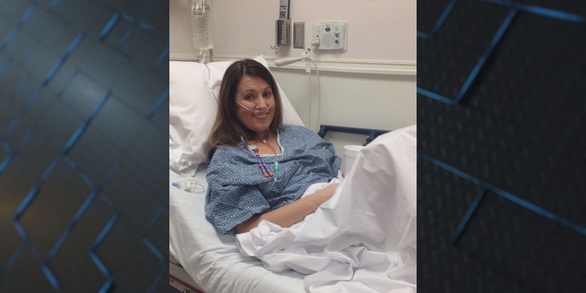 Moultrie woman receives double lung transplant