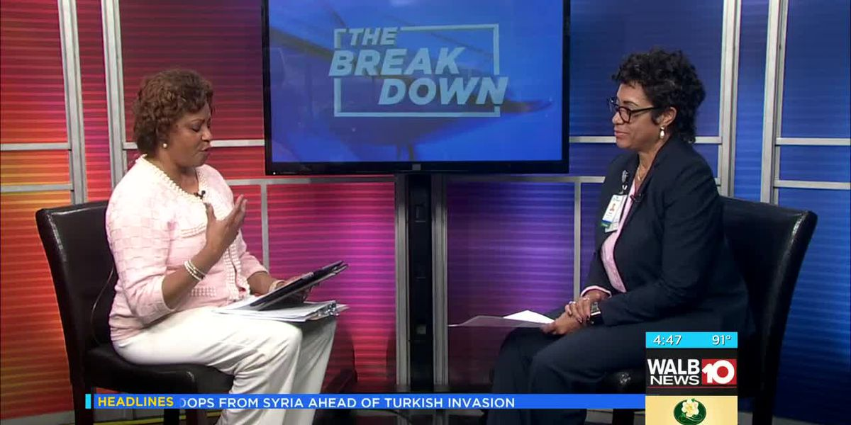The Breakdown, Part 2: Breast Cancer Awareness