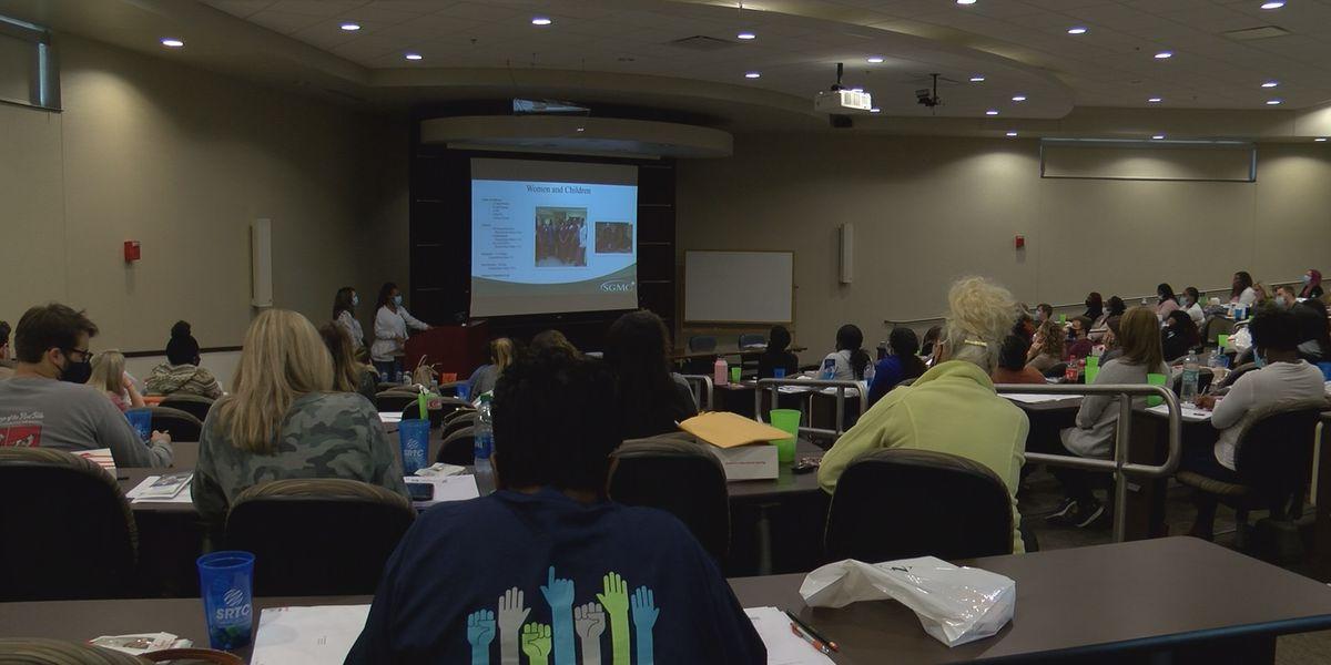SRTC holds orientation for new nursing students