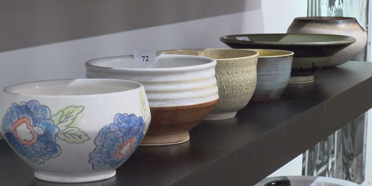 'Empty Bowls' raise funds for food
