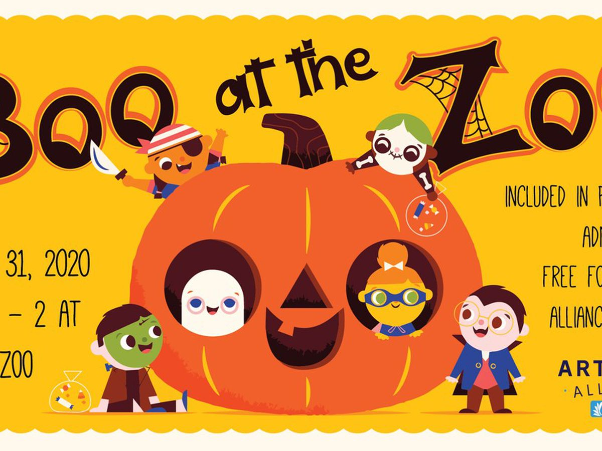 Artesian Alliance hosts new Boo at the Zoo event