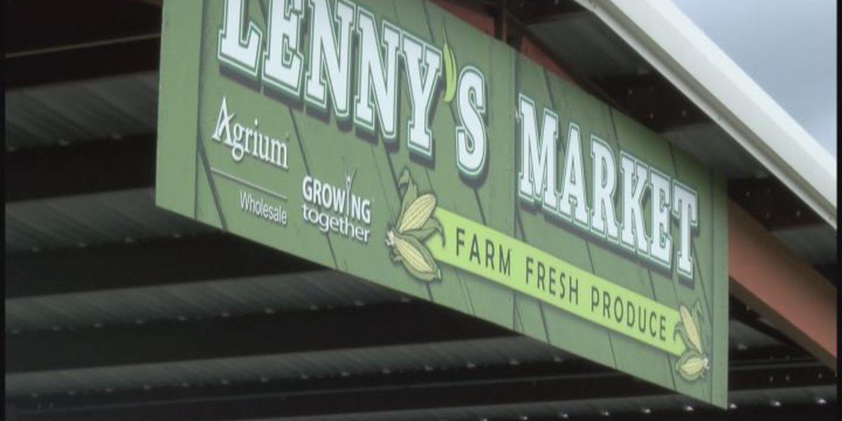 Americus Farmer's Market opens