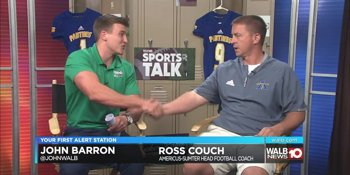 Sports Talk with John Barron - Ross Couch