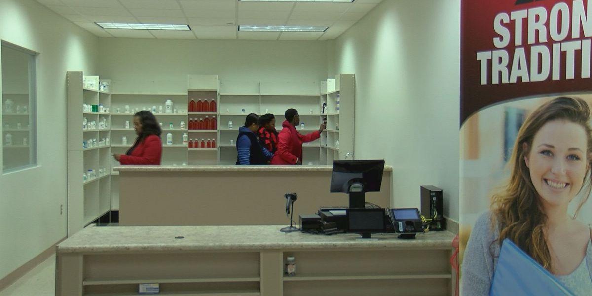 ATC's Pharmacy Technology program gets real-life lab