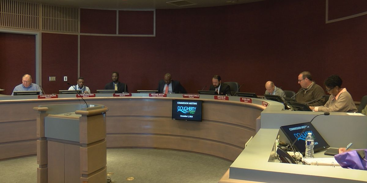 Dougherty Co. leaders want more of a say in downtown development