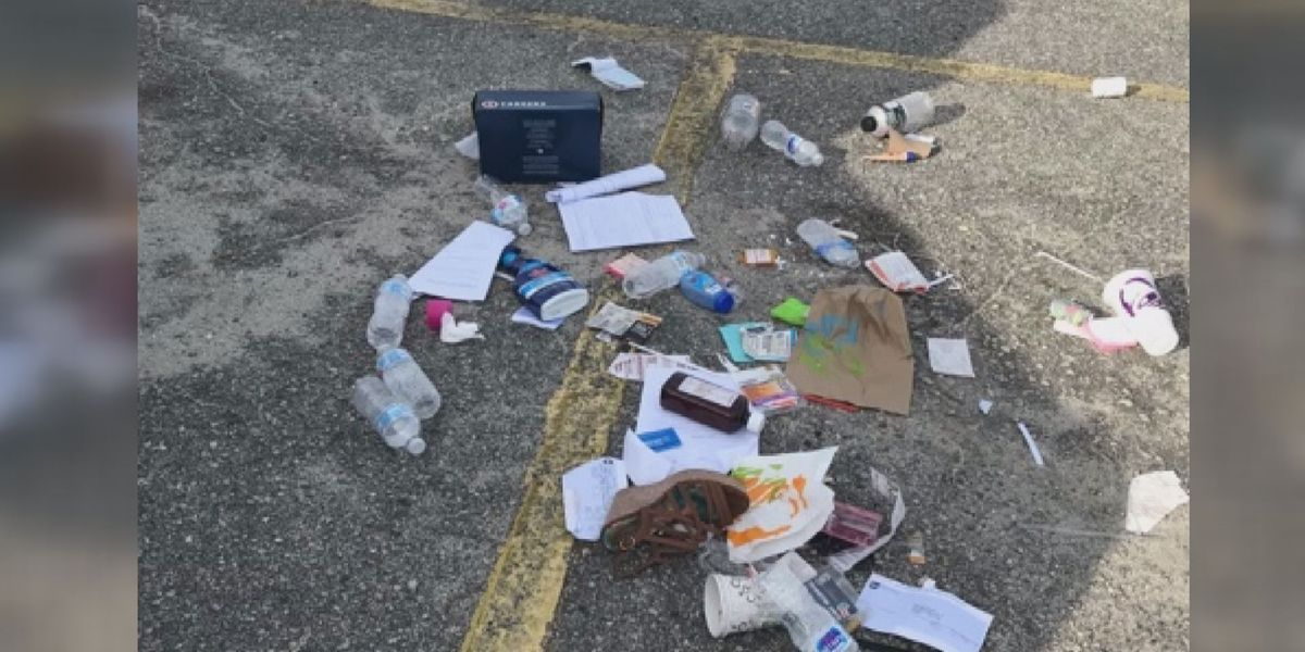 UPS 'litter lady' found guilty for littering in front of Albany business