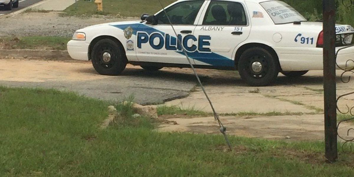 Vehicle overturns on East Broad, cause determined