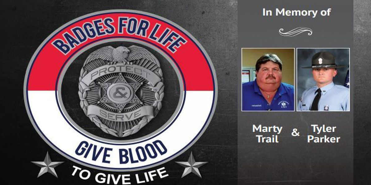 Blood drive aims to honor late first responders in Cordele
