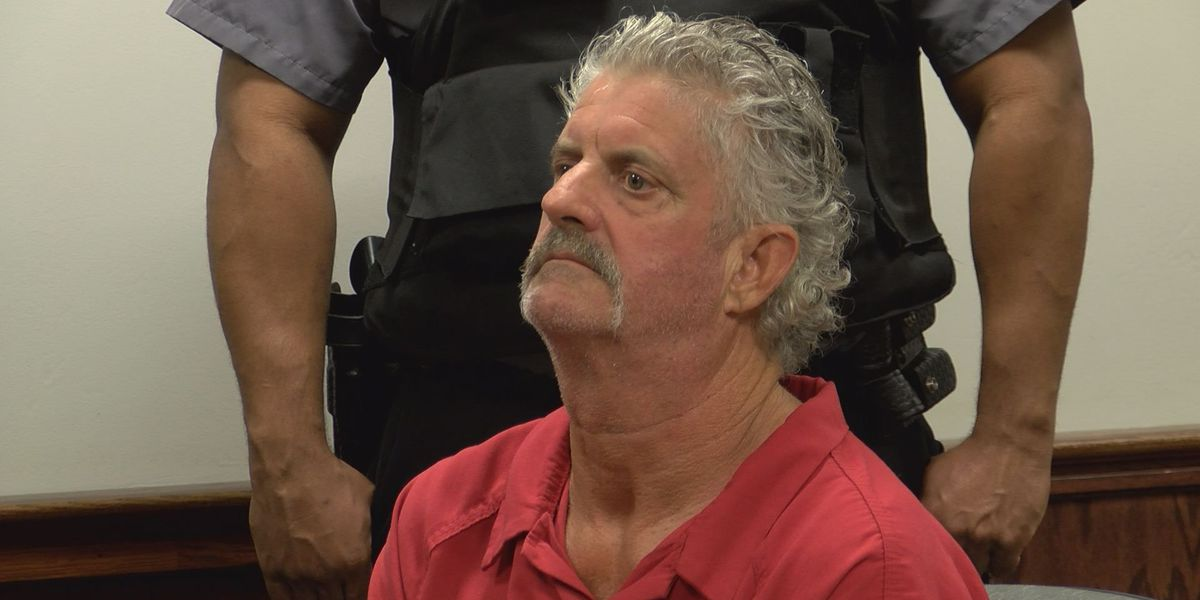 Husband charged with murder makes first court appearance