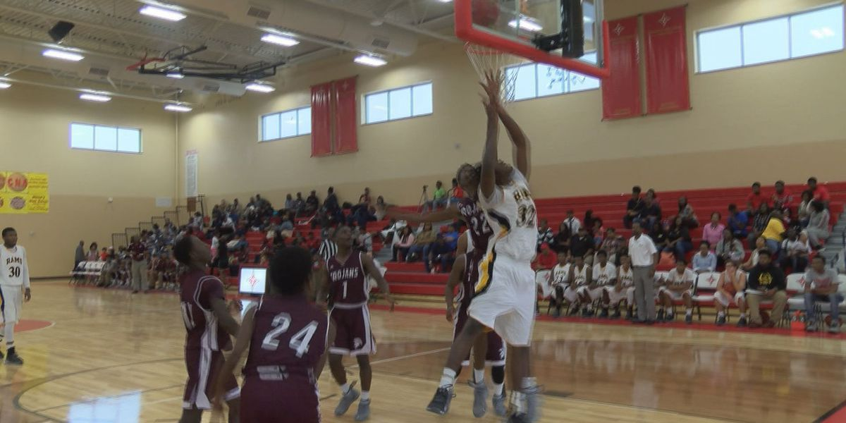 Finals from Thomasville Holiday hoopfest