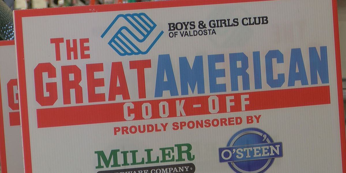 Boys & Girls Club honors first responders with Cook-Off