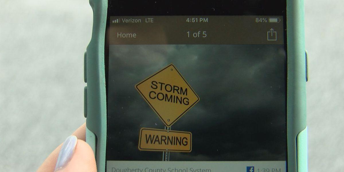 Dougherty Co. Schools prepare for severe weather threats