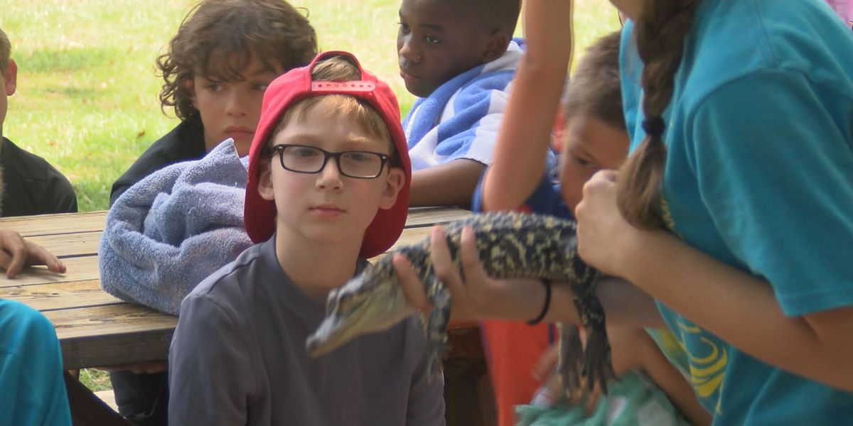 Chehaw celebrates 'Continental Creatures Week' with camp