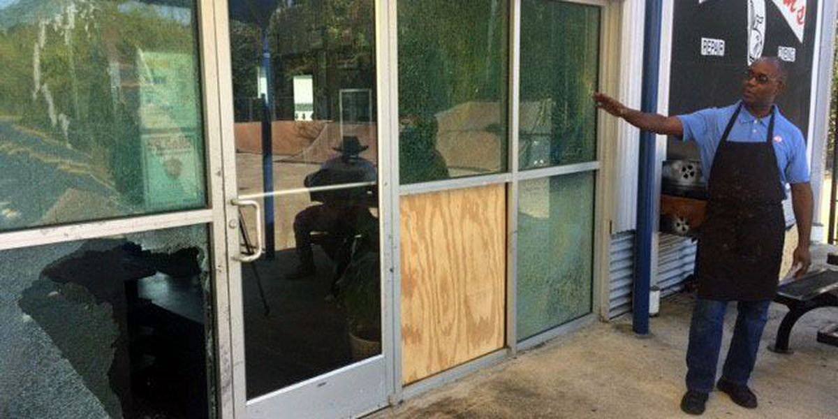 Albany business suffers thousands in damage-- for six sodas