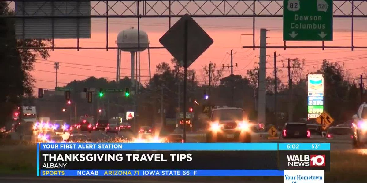 Traveling this Thanksgiving? Stay safe with these tips