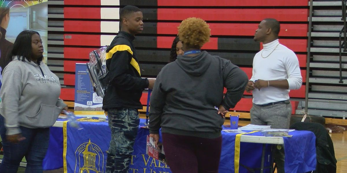 Randolph-Clay High School hosts college career fair