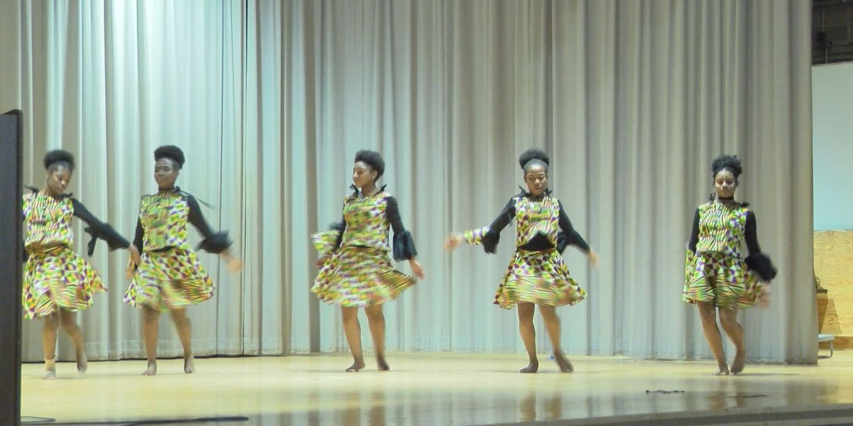 Dougherty High puts on special Black History Month program
