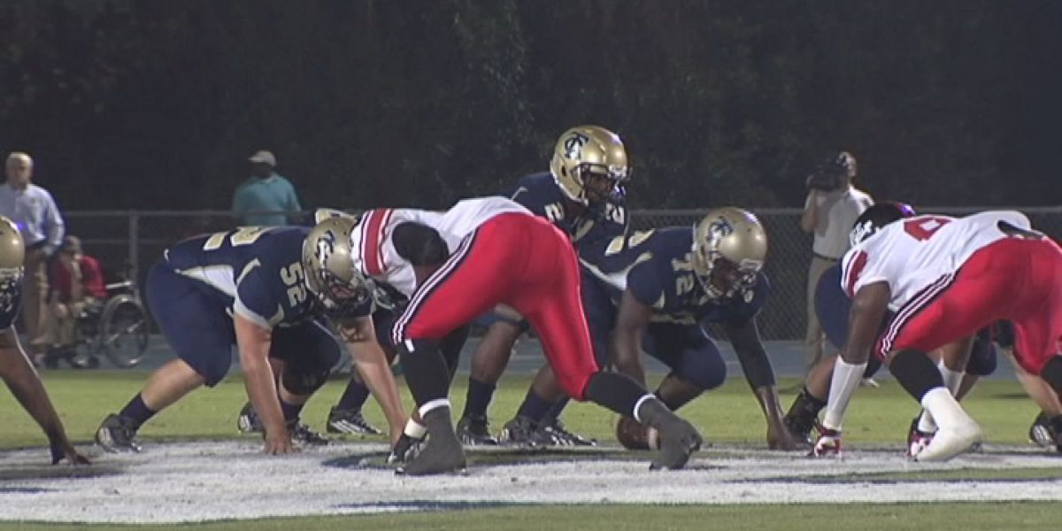 GAME OF THE WEEK: (9/23/16) Thomas County Central vs. Lee County