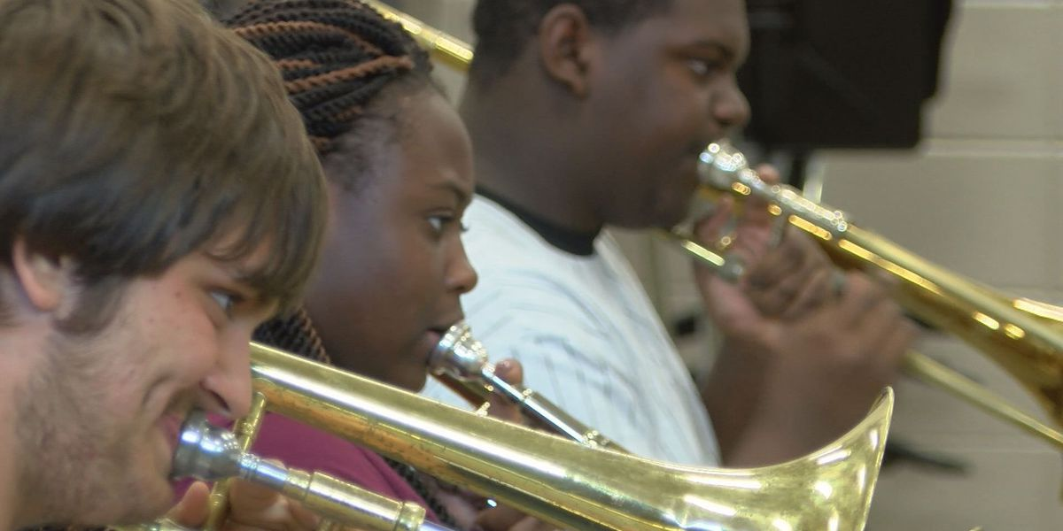 Colquitt co. band asks for donated instruments